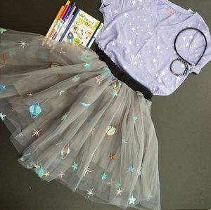 Other - Space Tutu skirt
